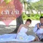 《お客様076》7ヶ月のお子様と一緒にウェディングフォト N様 & N様 by Ayaka
