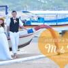 《お客様054》ビーチフォト & タウンフォト📷🌴 M様 & M様 by Tino