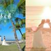 《お客様023》バリ島 青空ビーチ&夕日ビーチ撮影 –  S & E様