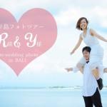 《お客様069》青空ビーチでカジュアルフォトツアー💗 R様&Y様 by Natsuki