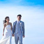 《お客様123》バリ島でビーチフォト&サンセットフォト♡A&K様