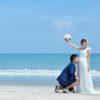 《フォトレポ#162》Y&A様はビーチで結婚写真&マタニティフォトも撮影♡