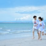 《カップル様#161》Y&M様はドレス→お揃いシャツに衣装チェンジ♡