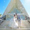 《フォトレポ#167》A&Z様はヌサドゥア地区「ウルシャンティチャペル」で結婚写真