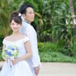 《カップル様#147》日本語カメラマン撮影!K&K様はアマンダチャペルとビーチフォト♡