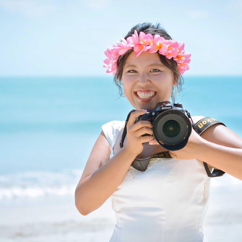 女子カメラマンAyaka