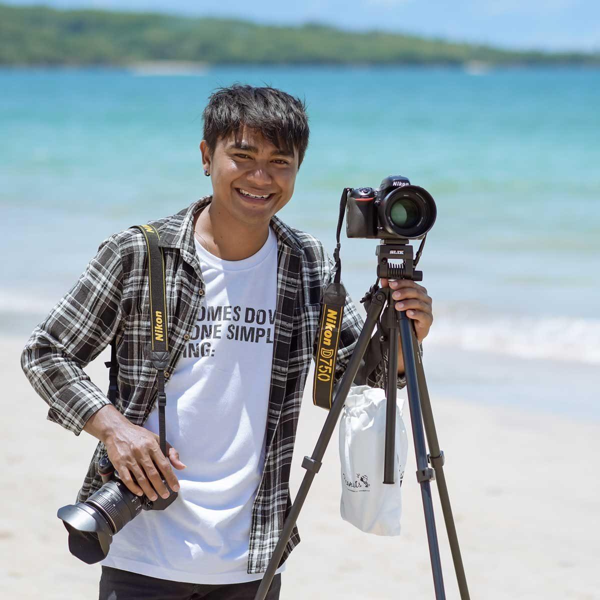 カメラマン DENI