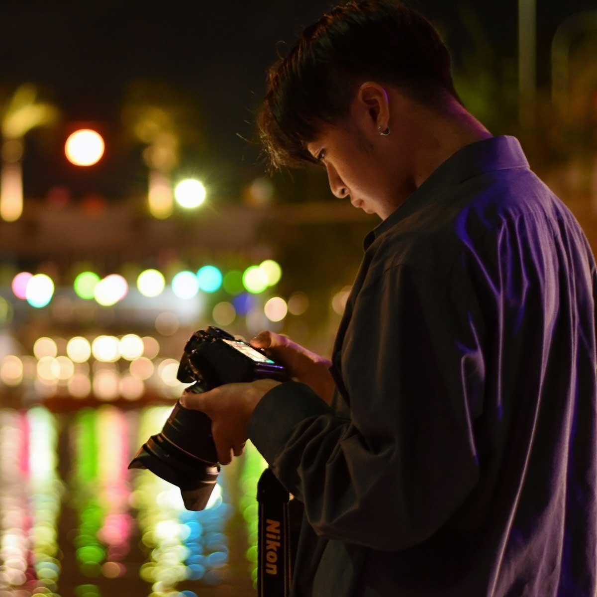 日本人カメラマン KAITO