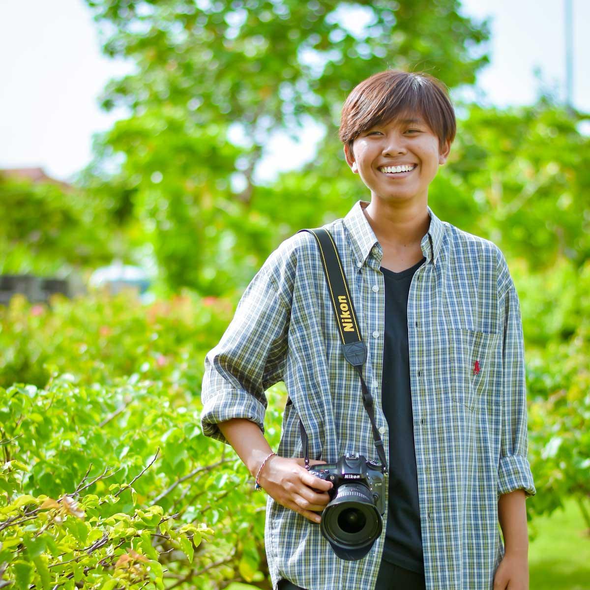 日本語カメラマンNIO