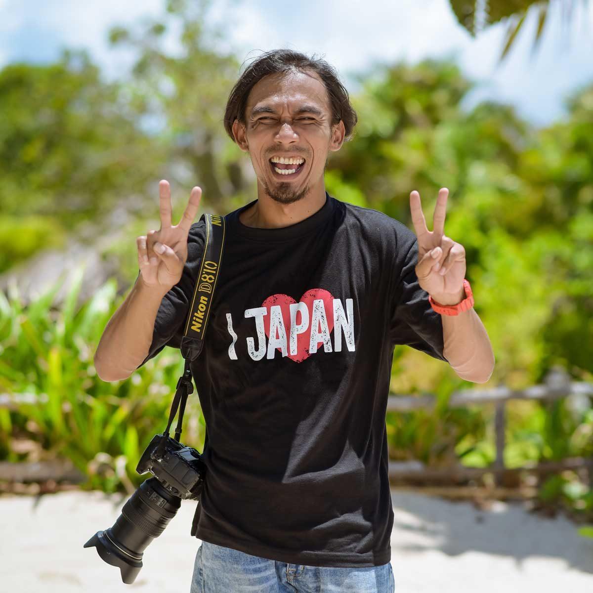 カメラマン TINO