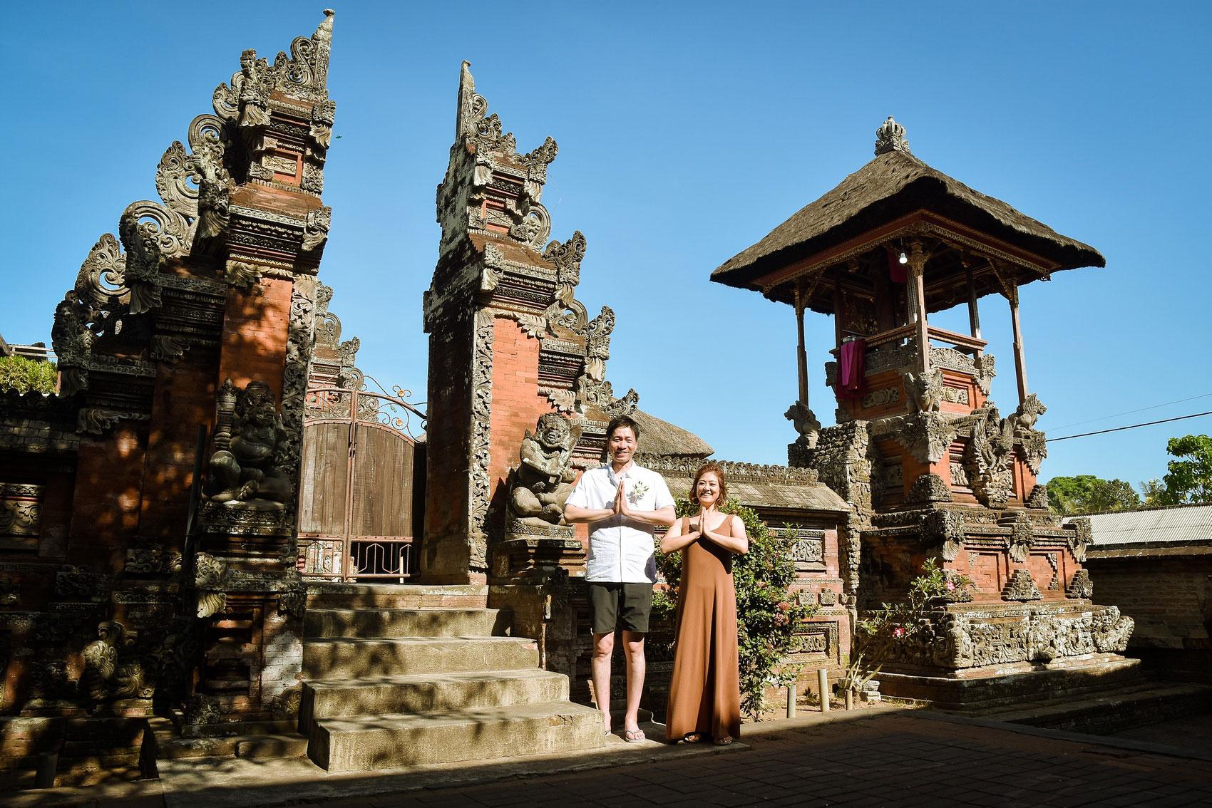 バリのお寺